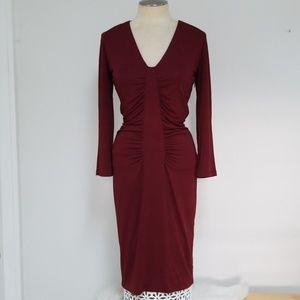 Robert Cavalli long sleeve dress